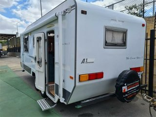 2004 Avan Campers Eurostar 594 Caravan.