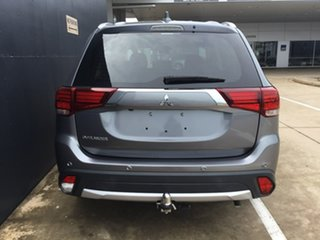 2018 Mitsubishi Outlander ZL MY18.5 ES 2WD ADAS Grey 6 Speed Constant Variable Wagon