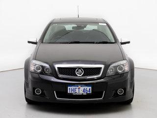 2013 Holden Caprice WN V Black 6 Speed Auto Active Sequential Sedan.