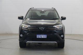 2016 Toyota RAV4 ASA44R GXL AWD Brown 6 Speed Sports Automatic Wagon.