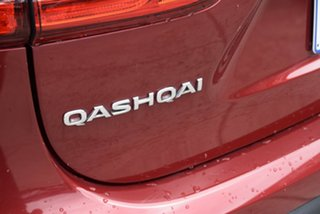 2014 Nissan Qashqai J11 ST Red/Black 1 Speed Constant Variable Wagon