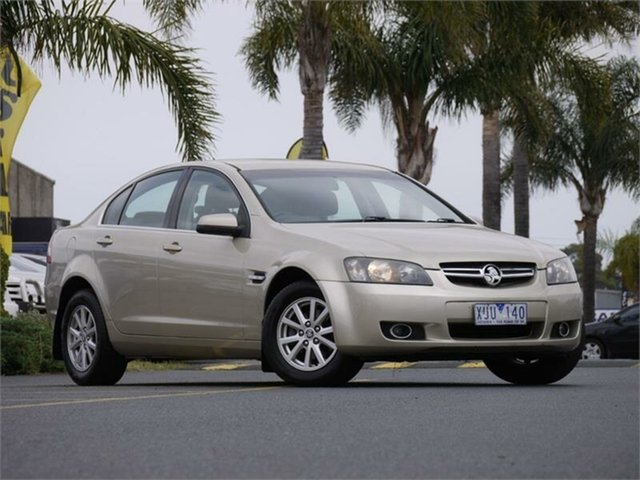 Used Holden Berlina VE Cheltenham, 2007 Holden Berlina VE Gold 4 Speed Automatic Sedan