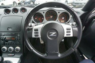 2007 Nissan 350Z Z33 MY07 Touring Grey 5 Speed Sports Automatic Coupe
