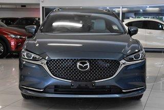 2020 Mazda 6 GL1033 Atenza SKYACTIV-Drive Blue 6 Speed Sports Automatic Wagon.