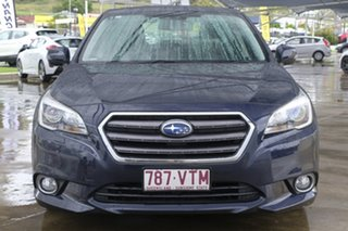 2015 Subaru Liberty B6 MY15 2.5i CVT AWD Premium Dark Blue 6 Speed Constant Variable Sedan