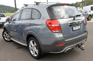 2014 Holden Captiva CG MY14 5 AWD LTZ Silver 6 Speed Sports Automatic Wagon.