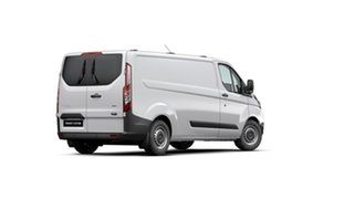 2020 Ford Transit Custom VN 2020.50MY 340L (Low Roof) Frozen White 6 Speed Automatic Van