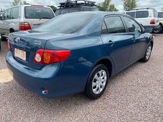 2008 Toyota Corolla ZRE152R Ascent Blue 4 Speed Automatic Sedan.