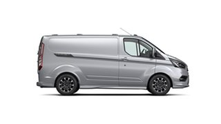2021 Ford Transit Custom VN 2021.25MY 320S (Low Roof) Sport Moondust Silver 6 Speed Automatic Van