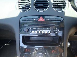 2013 Peugeot 308 11 Upgrade CC Allure Turbo Pearl Glare White 6 Speed Automatic Cabriolet
