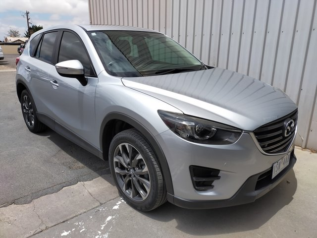 Used Mazda CX-5 KE1032 Grand Touring SKYACTIV-Drive AWD Horsham, 2016 Mazda CX-5 KE1032 Grand Touring SKYACTIV-Drive AWD 6 Speed Sports Automatic Wagon