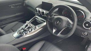 2018 Mercedes-Benz AMG GT C190 808+058MY SPEEDSHIFT DCT Iridium Silver 7 Speed