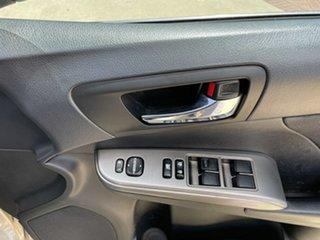2012 Toyota Aurion GSV40R 09 Upgrade AT-X Bronze 6 Speed Auto Sequential Sedan