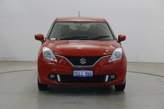 2017 Suzuki Baleno EW GL Red 4 Speed Automatic Hatchback.