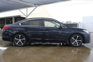 2015 Subaru Liberty B6 MY15 2.5i CVT AWD Premium Dark Blue 6 Speed Constant Variable Sedan.