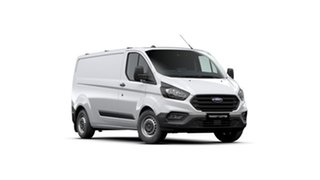 2020 Ford Transit Custom VN 2020.50MY 340L (Low Roof) Frozen White 6 Speed Automatic Van.