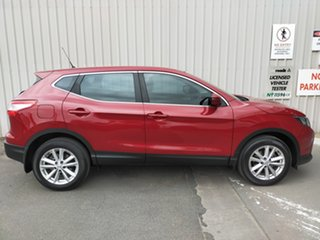 2017 Nissan Qashqai J11 ST 1 Speed Constant Variable Wagon.