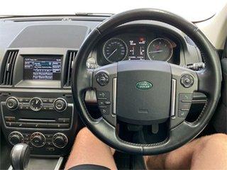 2014 Land Rover Freelander 2 LF Td4 SE Fuji White Sports Automatic Wagon