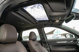 2019 Mazda CX-5 KF4WLA Akera SKYACTIV-Drive i-ACTIV AWD Black 6 Speed Sports Automatic Wagon