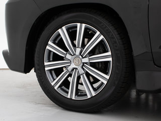 2016 Lexus LX570 URJ201R Facelift Black 8 Speed Automatic Wagon