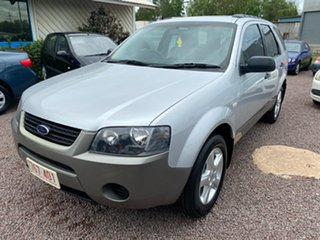 2006 Ford Territory SY TX Silver 4 Speed Sports Automatic Wagon.