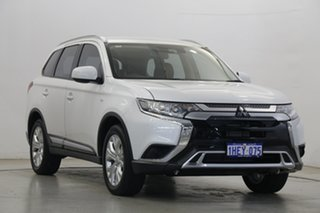 2020 Mitsubishi Outlander ZL MY20 ES AWD ADAS Starlight 6 Speed Constant Variable Wagon