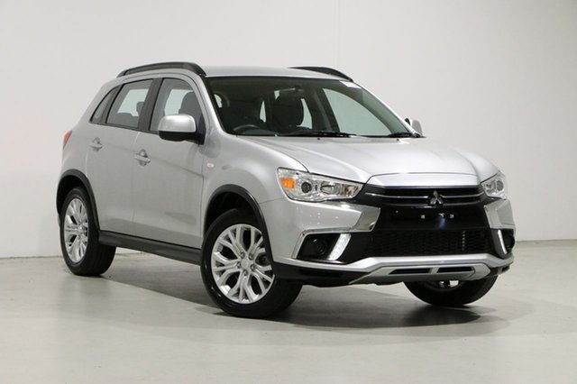 Used Mitsubishi ASX XC MY19 ES (2WD) Bentley, 2019 Mitsubishi ASX XC MY19 ES (2WD) Silver Continuous Variable Wagon