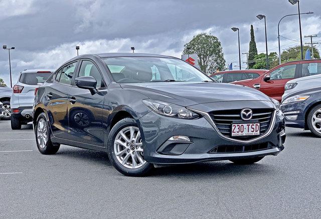Used Mazda 3 BM5278 Maxx SKYACTIV-Drive Ebbw Vale, 2014 Mazda 3 BM5278 Maxx SKYACTIV-Drive Grey 6 Speed Sports Automatic Sedan