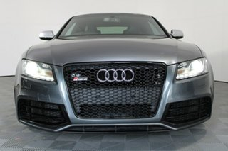 2010 Audi RS5 8T MY11 S Tronic Quattro Grey 7 Speed Sports Automatic Dual Clutch Coupe.