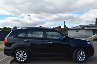 2012 Kia Sorento XM MY13 SLi Black 6 Speed Sports Automatic Wagon.