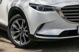 2019 Mazda CX-9 TC Azami SKYACTIV-Drive White 6 Speed Sports Automatic Wagon.