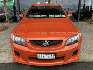 2006 Holden Commodore VE SV6 Orange 5 Speed Automatic Sedan.