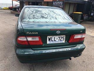 1999 Nissan Pulsar N15 S2 LX 4 Speed Automatic Sedan.