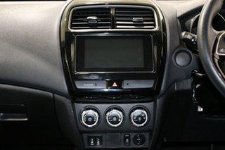 2018 Mitsubishi ASX XC MY19 ES ADAS ( 2WD) Silver Continuous Variable Wagon
