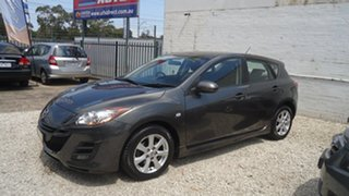 2009 Mazda 3 BL10F1 Maxx Activematic Sport Grey 5 Speed Sports Automatic Hatchback.