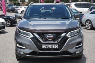 2018 Nissan Qashqai J11 Series 2 N-TEC X-tronic Grey 1 Speed Constant Variable Wagon.
