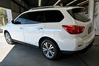 2017 Nissan Pathfinder R52 Series II MY17 ST X-tronic 2WD Ivory Pearl 1 Speed Constant Variable