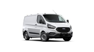 2020 Ford Transit Custom VN 2020.50MY 340S (Low Roof) Frozen White 6 Speed Automatic Van.