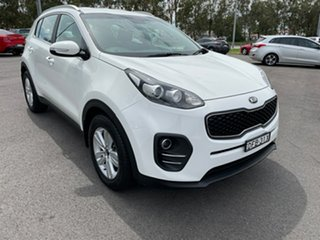 2016 Kia Sportage QL MY16 Si 2WD White 6 Speed Sports Automatic Wagon