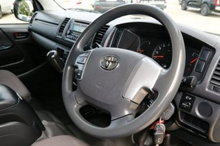 2015 Toyota HiAce KDH201R MY14 LWB White 5 Speed Manual Van