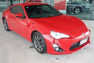 2014 Toyota 86 ZN6 GT Lightning Red 6 Speed Manual Coupe.