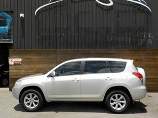 2008 Toyota RAV4 ACA33R MY08 CV Silver 5 Speed Manual Wagon