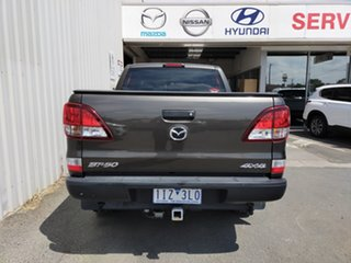 2016 Mazda BT-50 UR0YG1 XT 6 Speed Manual Utility