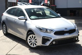 2020 Kia Cerato BD MY21 S Silver 6 Speed Sports Automatic Hatchback.