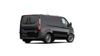 2021 Ford Transit Custom VN 2021.25MY 340S (Low Roof) Agate Black Metallic 6 Speed Automatic Van