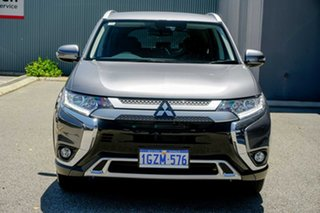 2020 Mitsubishi Outlander ZL MY20 LS 2WD Grey 6 Speed Constant Variable Wagon