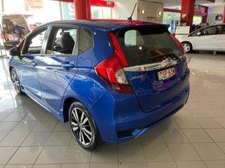 2017 Honda Jazz GF MY17 VTi-L Blue 1 Speed Constant Variable Hatchback