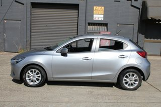 2014 Mazda 2 DJ Maxx Grey & Black 6 Speed Manual Hatchback