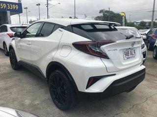 2019 Toyota C-HR NGX10R Koba S-CVT 2WD White 7 Speed Constant Variable Wagon.
