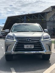 2018 Lexus LX URJ201R LX570 Grey 8 Speed Sports Automatic Wagon